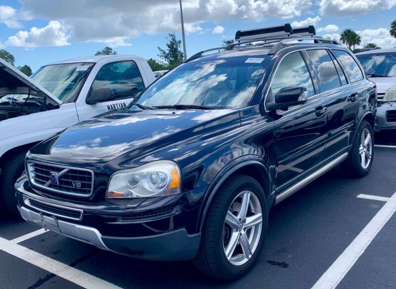 2008 Volvo XC90 for sale at AUTOSPORT MOTORS in Lake Park FL