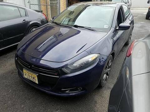 2015 Dodge Dart for sale at Cj king of car loans/JJ's Best Auto Sales in Troy MI