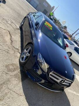 2017 Mercedes-Benz E-Class for sale at New Start Motors in Bakersfield CA