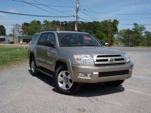 2004 Toyota 4Runner for sale at Auto Mart in Kannapolis NC