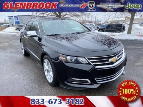 2018 Chevrolet Impala for sale at Glenbrook Dodge Chrysler Jeep Ram and Fiat in Fort Wayne IN