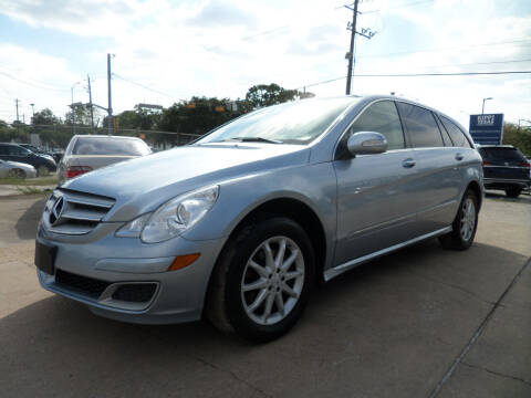 2007 Mercedes-Benz R-Class for sale at West End Motors Inc in Houston TX