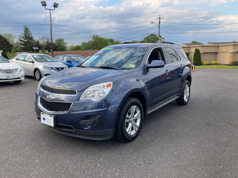 2014 Chevrolet Equinox for sale at Majestic Automotive Group in Cinnaminson NJ