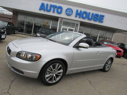 2009 Volvo C70 for sale at Auto House Motors in Downers Grove IL