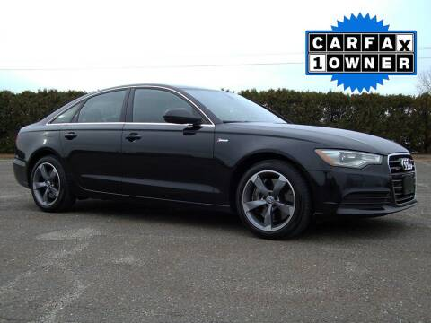 2013 Audi A6 for sale at Atlantic Car Company in East Windsor CT