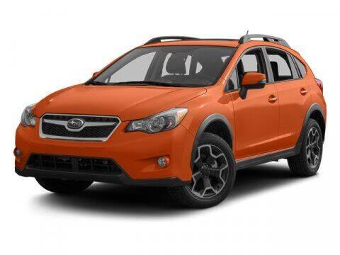 2013 Subaru XV Crosstrek for sale at HILAND TOYOTA in Moline IL