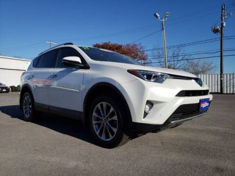 2017 Toyota RAV4 for sale at All Star Mitsubishi in Corpus Christi TX