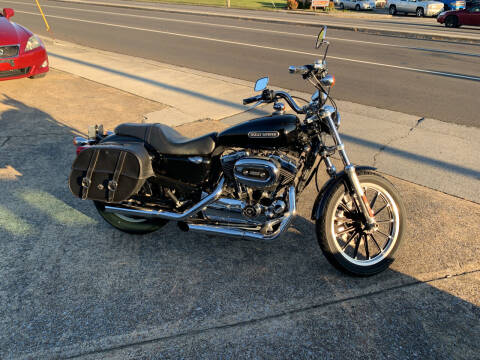 Harley 1200 Sportster for sale at State Line Motors in Bristol VA
