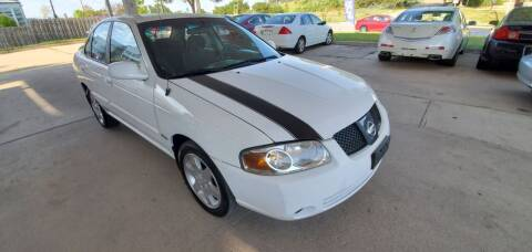 2006 Nissan Sentra for sale at Divine Auto Sales LLC in Omaha NE