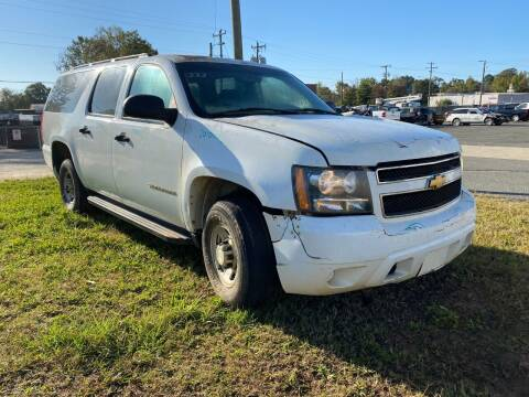 2007 Chevrolet Suburban for sale at ASAP Car Parts in Charlotte NC