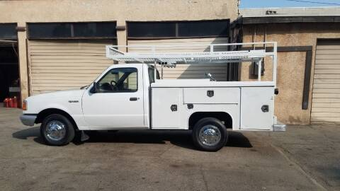 1997 Ford Ranger for sale at Vehicle Center in Rosemead CA