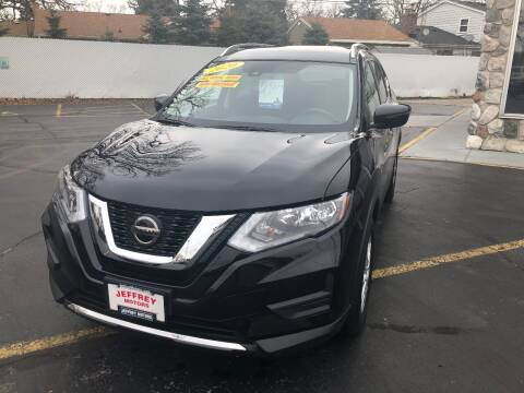 2020 Nissan Rogue for sale at Jeffrey Motors in Kenosha WI