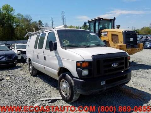 2011 Ford E-Series Cargo for sale at East Coast Auto Source Inc. in Bedford VA
