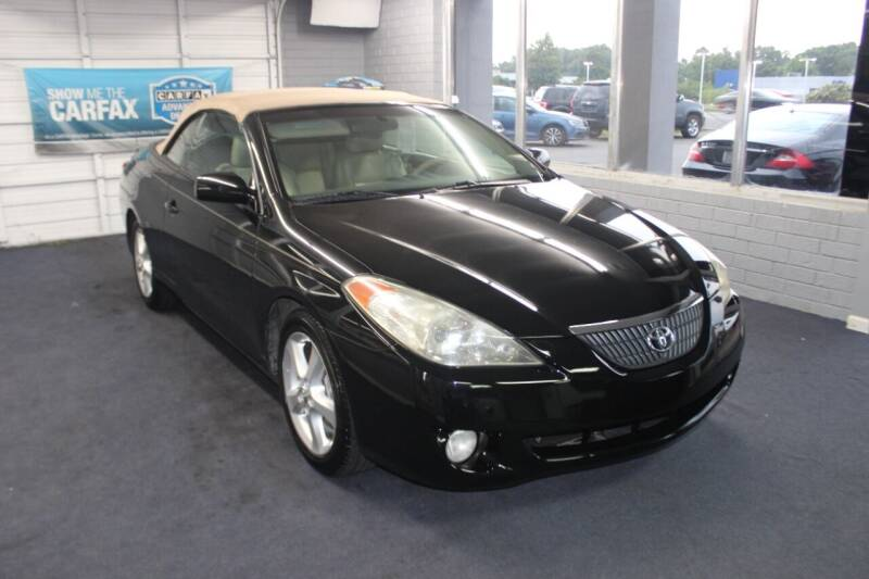 2006 Toyota Camry Solara for sale at Drive Auto Sales in Matthews NC