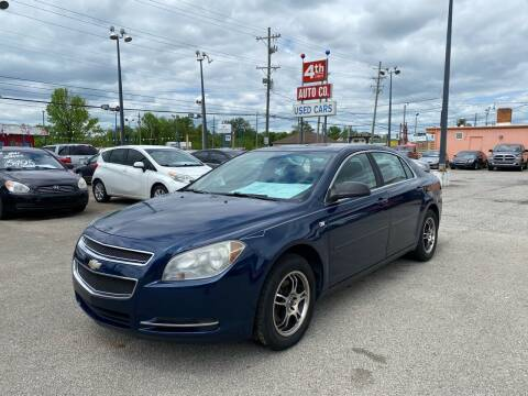 2008 Chevrolet Malibu for sale at 4th Street Auto in Louisville KY
