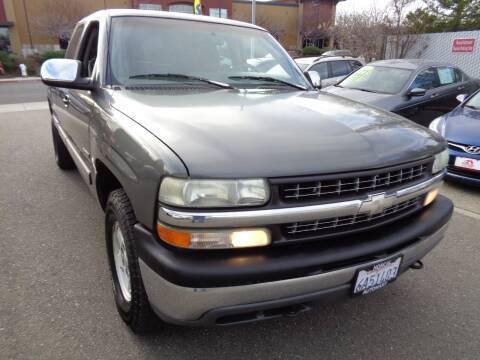 1999 Chevrolet Silverado 1500 for sale at NorCal Auto Mart in Vacaville CA