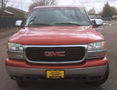 2001 GMC Sierra 1500 for sale at G.K.A.C. in Twin Falls ID