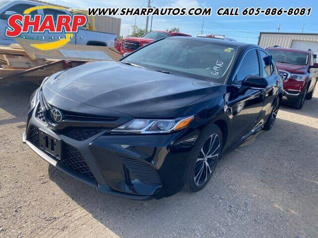 2019 Toyota Camry for sale at Sharp Automotive in Watertown SD