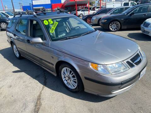 2005 Saab 9-5 for sale at North County Auto in Oceanside CA
