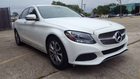 2016 Mercedes-Benz C-Class for sale at T.S. IMPORTS INC in Houston TX
