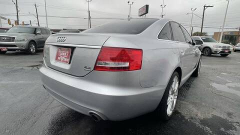 2008 Audi A6 for sale at LUNA CAR CENTER in San Antonio TX