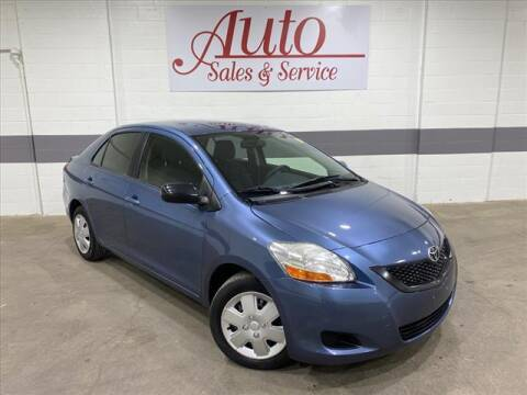 2009 Toyota Yaris for sale at Auto Sales & Service Wholesale in Indianapolis IN