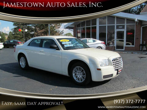 2009 Chrysler 300 for sale at Jamestown Auto Sales, Inc. in Xenia OH