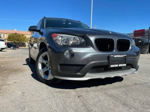 2015 BMW X1 for sale at Boktor Motors in Las Vegas NV