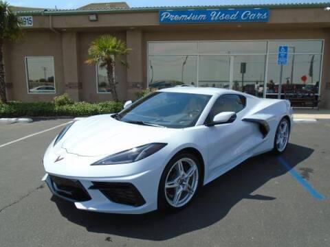 2021 Chevrolet Corvette for sale at Family Auto Sales in Victorville CA