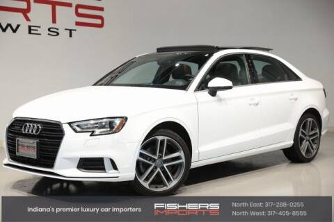 2018 Audi A3 for sale at Fishers Imports in Fishers IN