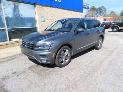 2018 Volkswagen Tiguan for sale at 1st Choice Autos in Smyrna GA