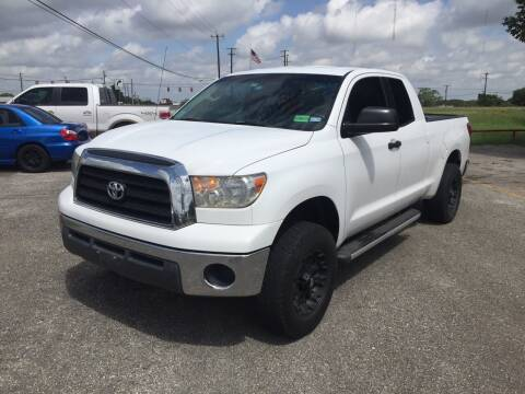 2008 Toyota Tundra for sale at John 3:16 Motors in San Antonio TX