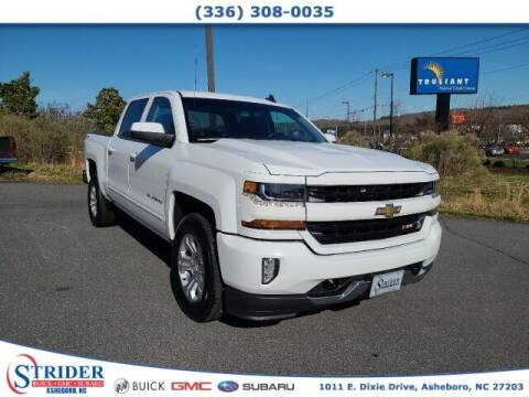 2016 Chevrolet Silverado 1500 for sale at STRIDER BUICK GMC SUBARU in Asheboro NC