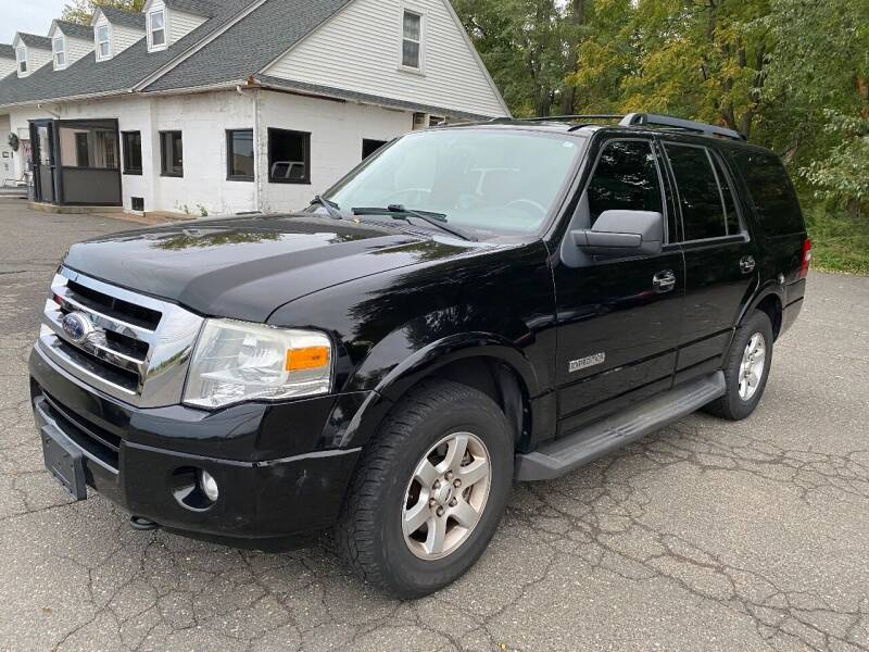 2008 Ford Expedition for sale at East Windsor Auto in East Windsor CT