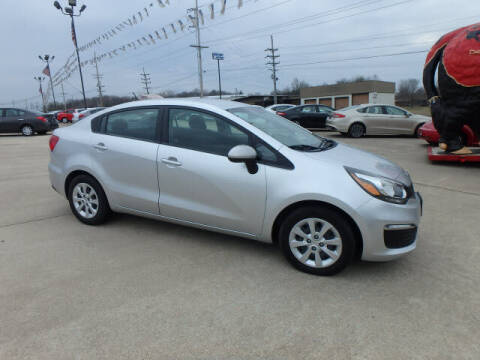 2016 Kia Rio for sale at BLACKWELL MOTORS INC in Farmington MO