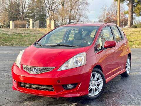 2010 Honda Fit for sale at Sebar Inc. in Greensboro NC
