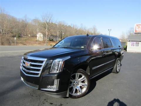 2015 Cadillac Escalade ESV for sale at Guarantee Automaxx in Stafford VA