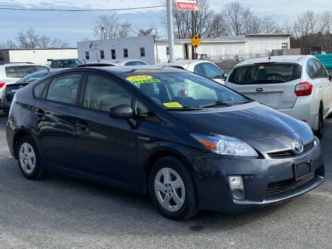 2011 Toyota Prius for sale at MetroWest Auto Sales in Worcester MA