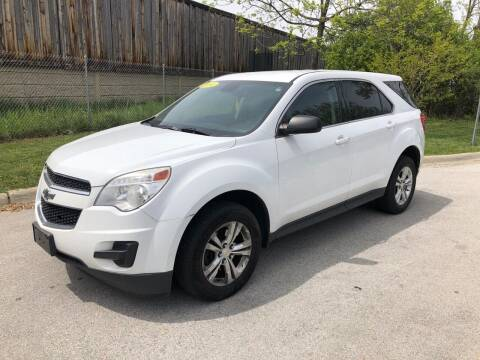 2014 Chevrolet Equinox for sale at Posen Motors in Posen IL