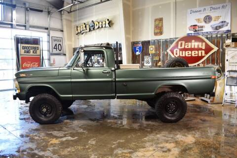 1970 Ford F-250 for sale at Cool Classic Rides in Redmond OR