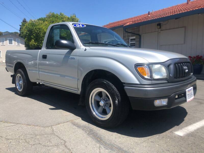 2004 Toyota Tacoma for sale at Martinez Truck and Auto Sales in Martinez CA