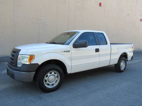 2011 Ford F-150 for sale at Truck Country in Fort Oglethorpe GA