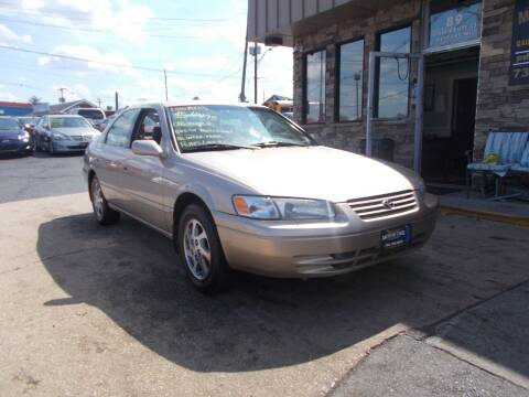 1998 Toyota Camry for sale at Preferred Motor Cars of New Jersey in Keyport NJ