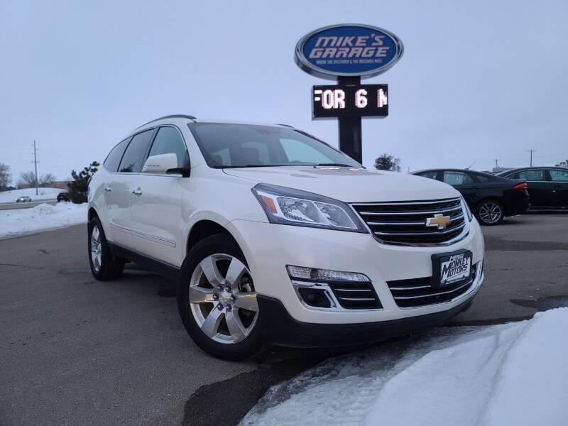 2015 Chevrolet Traverse for sale at Monkey Motors in Faribault MN