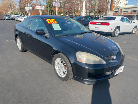 2006 Acura RSX for sale at San Jose Auto Outlet in San Jose CA