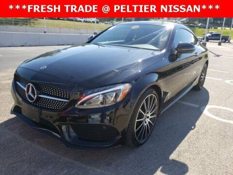 2018 Mercedes-Benz C-Class for sale at TEX TYLER Autos Cars Trucks SUV Sales in Tyler TX
