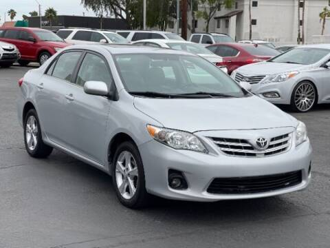 2013 Toyota Corolla for sale at Brown & Brown Wholesale in Mesa AZ