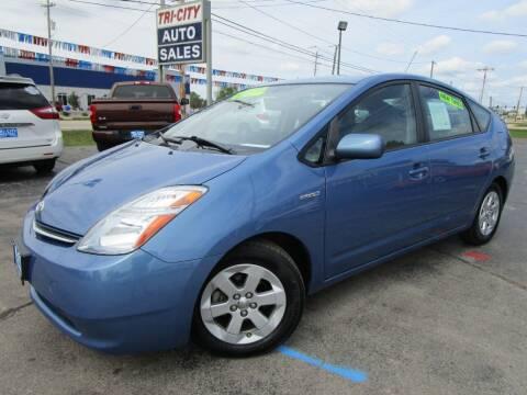 2007 Toyota Prius for sale at TRI CITY AUTO SALES LLC in Menasha WI