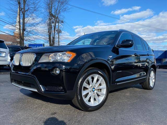 2013 BMW X3 for sale at iDeal Auto in Raleigh NC