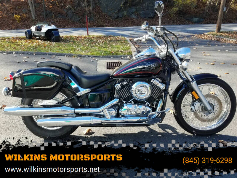2009 Yamaha V-Star for sale at WILKINS MOTORSPORTS in Brewster NY
